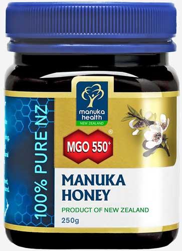 Manuka-Health-Honig-Glas
